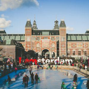 Amsterdam bedrijfsuitje