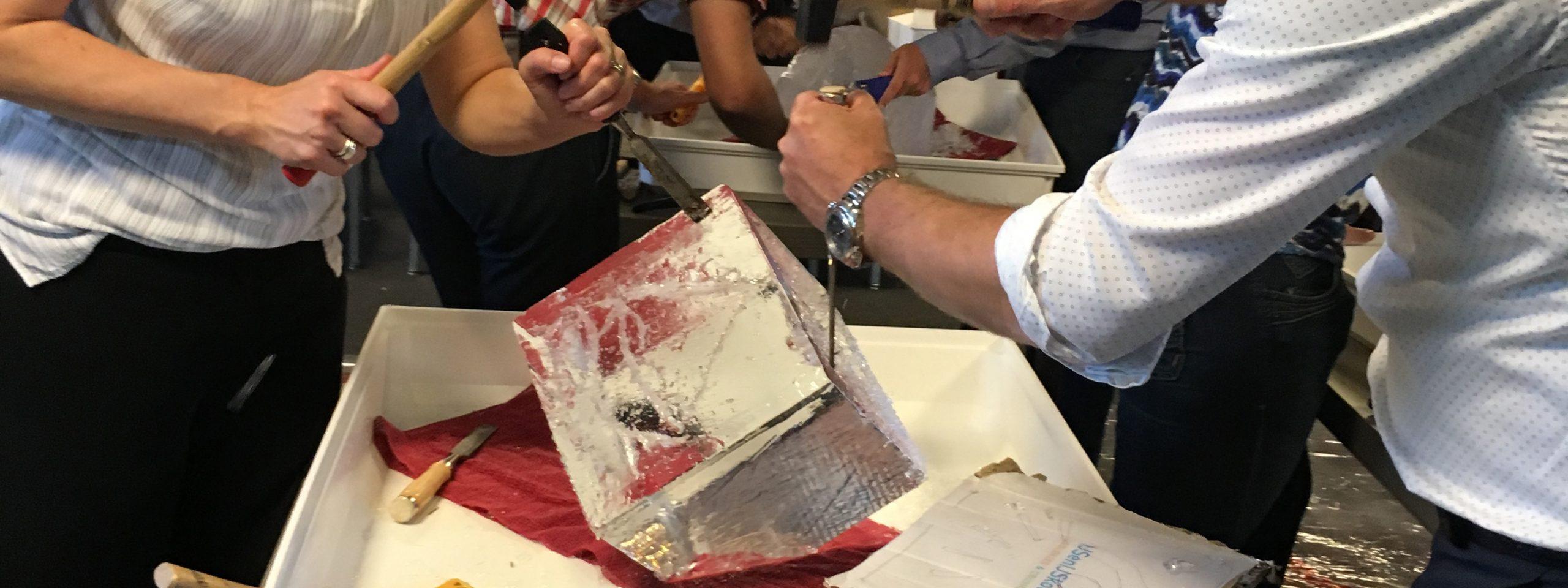 teamuitje-den-bosch-winteruitjes-ice-sculpting